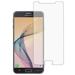 Stuffcool Mighty Tempered Glass Screen Protector for Samsung Galaxy J7 Prime (MGGP25DSGJ7P, Transparent)_1
