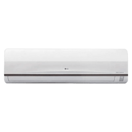 LG 1.5 Ton 3 Star Inverter Split AC (JS-Q18SUXD2.ANLG, Copper Condenser, White)_1