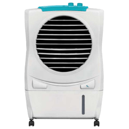 Symphony Ice Cube 17 Residential Cooler (White)_1