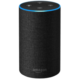 Amazon Echo 2nd Generation Smart Speaker (B0725W7Q38, Black)_1