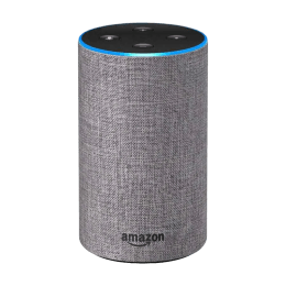 Amazon Echo 2nd Generation Smart Speaker (B0749YXL1J, Grey)_1