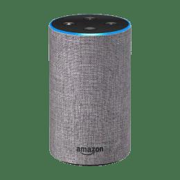 Amazon Echo 2nd Generation Smart Speaker (B0749YXL1J, Grey)_1