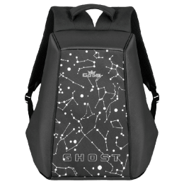 RoadGods Ghost Anti-Theft Backpack for Laptop (RG-GH-CONS-BP, Black)_1