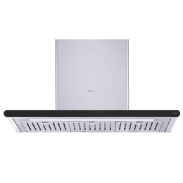 Elica Galaxy 90cm LED Indicator Wall Mount Chimney (ETB Plus LTW T4V 90 LED S, Stainless Steel)_1