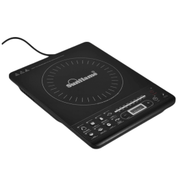 Sunflame Crystal Glass Plate 2000 Watts Induction Cooktop (Pre-Set Cooking Functions, SF-IC09, Black)_1
