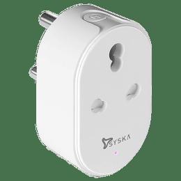 Syska 16 A Smart Plug (SSK-MWP003, White)_1