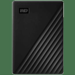 Western Digital My Passport 5TB USB 3.2 Hard Disk Drive (WDBPKJ0050BBK-WESN, Black)_1