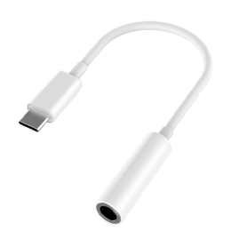 Nextech USB Type-C to 3.1 mm Audio Adapter (NA2C, White)_1