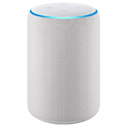Amazon Echo 3rd Generation Smart Speaker (B07P86VXCC, Sandstone)_1