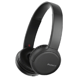 Sony Bluetooth Headphones (WH-CH510, Black)_1