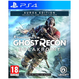 Ubisoft PS4 Ghost Recon (Breakpoint Auroa Edition)_1