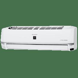 Sharp 1 Ton 3 Star Inverter Split AC (Copper Condenser, AH-XP12WMT, White)_1