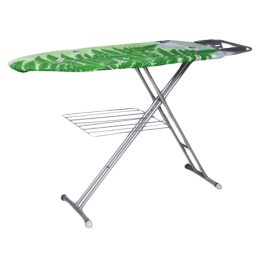 Peng Essentials Yolo Ironing Board with Cable Manager (PNGIRNB43, Silver)_1