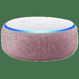 Amazon Echo Dot (3rd Gen) Smart Wi-Fi Speaker (B07W95FDFT, Purple)_1