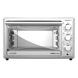 Croma 30 L Oven Toaster Grill (CRAO0066, Silver)_1