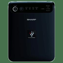 Sharp Dual Purification Technology Car Air Purifier (Elegant Design, FP-JC2M-B, Black)_1