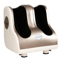 Lifelong Max Feet & Leg Massager (Vibration Massage, LLM909, Brown)_1