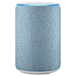 Amazon Echo 3rd Generation Smart Speaker (B07V1KDNRR, Blue)_1