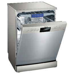 Siemens iQ300 13 Place Setting Freestanding Dishwasher (Vario Baskets, SN236I01KI, Stainless Steel)_1