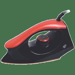 Sunflame Flair 750 Watt Dry Iron (11227, Black/Red)_1