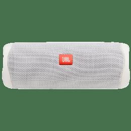JBL Portable Bluetooth Speaker (Flip 5, White)_1