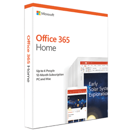 Microsoft Office 365 Home for PC and Mac (6 Users/1 Year)_1