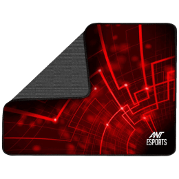 Ant E sports Wired Mouse Pad (MP200, Black/Red)_1