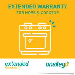 Onsitego 1 Year Extended Warranty for Hob (Rs.25,000 - Rs.30,000)_1