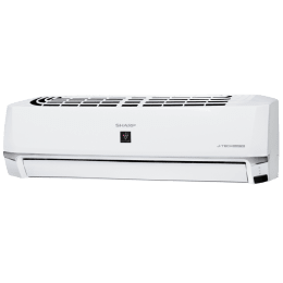 Sharp 2 Ton 3 Star Inverter Split AC (Copper Condenser, AH-XP22WMT, White)_1