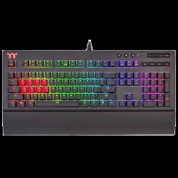 Thermaltake X1 RGB Gaming Keyboard (KB-TPX-BLBRUS-01, Cherry Mix Blue)_1