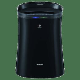 Sharp Dual Purification Technology Air Purifier (Mosquito Catcher, FP-GM50E-B, Black)_1