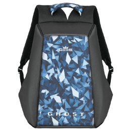 RoadGods Ghost Anti-Theft Backpack for Laptop (RG-GH-BC-BP, Black/Blue)_1