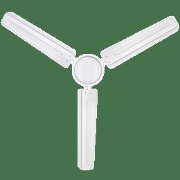 Usha Ceiling Fan (Racer, Rich White)_1