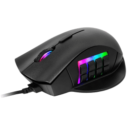 Thermaltake 12000 DPI Wired Gaming Mouse (MO-NMS-WDOOBK-01, Black)_1