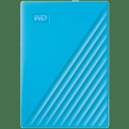 Western Digital My Passport 4TB USB 3.2 Hard Disk Drive (WDBPKJ0040BBL-WESN, Blue)_1