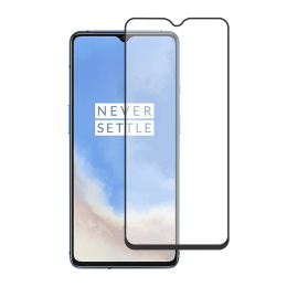 Stuffcool Mighty 2.5D Scratch Guard for OnePlus 7T (MGGP25DOP7T, Clear)_1