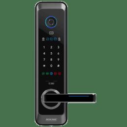 Schlage Digital Lock (S-6500F, Black)_1