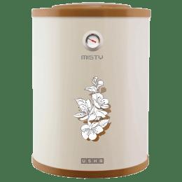 Usha Misty 25 Litres Vertical Storage Water Geyser (Ivory/Gold)_1