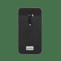 Stuffcool Bon Leather Back Case Cover for Oppo Reno 2 (BONOPRN2-BLK, Black)_1