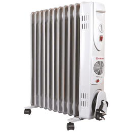 SINGER 2900 Watt Oil Filled Room Heater (OFR 11 Fins, White)_1
