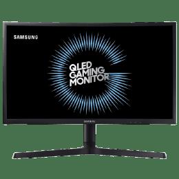 Samsung 23.5 Inch (59.69 cm) Full HD Curved Panel (LC24FG73FQWXXL, Black)_1
