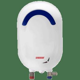 Spherehot Rapido 1 Litres Instant Water Geyser (3000 Watts, IWRP001, White)_1