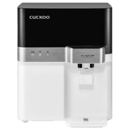 Cuckoo Dewpond RO + UV Water Purifier (CP-RRP702MBK, White)_1