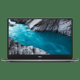 Dell XPS 15 7590 C560053WIN9 Core i7 9th Gen Windows 10 Home Laptop (16 GB RAM, 512 GB SSD, NVIDIA GeForce GTX 1650 + 4 GB Graphics, 39.62cm, Silver)_1