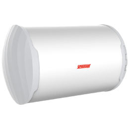 Spherehot LHS 25 Litres Horizontal Storage Water Geyser (SWCC006, White)_1