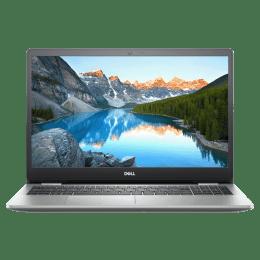 Dell Inspiron 5593 SLV-C560518WIN9 Core i5 10th Gen Windows 10 Laptop (8 GB RAM, 512 GB SSD, NVIDIA GeForceMX230 + 2 GB Graphics, 36.39cm, Platinum Silver)_1
