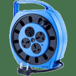 Lapcare 4 Way Extension Socket (LS 400, Blue)_1