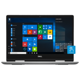 Dell Inspiron 14 5482 B564508WIN9 Core i5 8th Gen Windows 10 Home Laptop (8 GB RAM, 512 GB SSD, NVIDIA GeForce MX130 + 2 GB Graphics, MS Office, 35.56cm, Platinum Silver)_1
