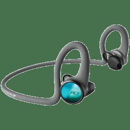 Plantronics Backbeat Fit Wireless Bluetooth Headphone (2100, Lava Black)_1