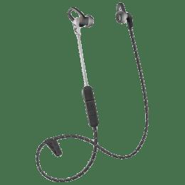 Plantronics BackBeat Fit 350 Wireless Sport Earphones (Fit 350, Grey/Bone)_1